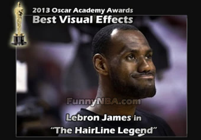 The 50 Meanest Lebron James Hairline Memes Of All Time Complex