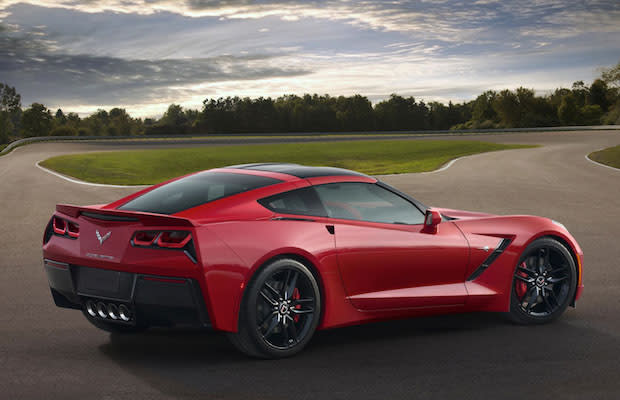 The New Corvette Stingray Is Ridiculously Fast | Complex