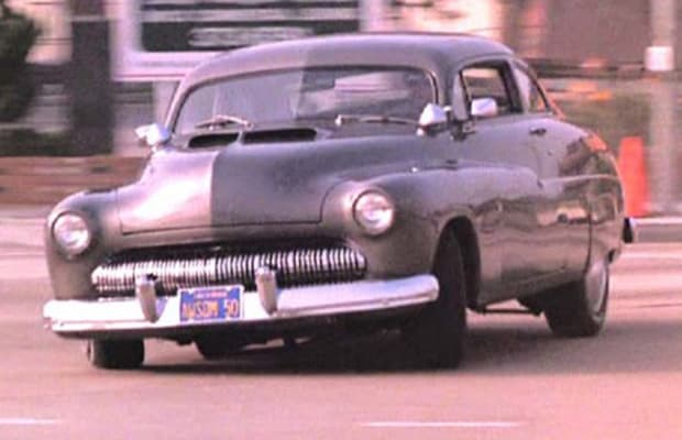 The 50 Coolest Movie Cars