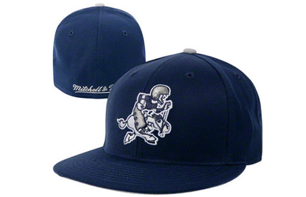 Dallas Cowboys Alternate Throwback Logo Fitted 9e0d15c87