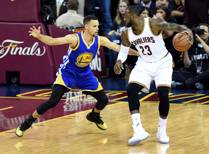 a392f9561f5 The Best Sneakers of the 2016 NBA Finals