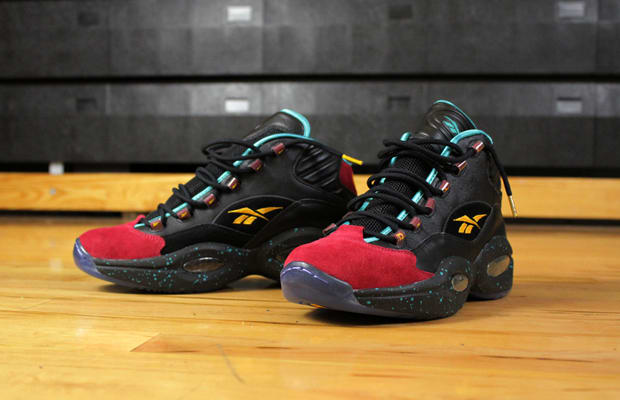 Burn Rubber x Reebok Question Mid  The Story of Apollos Young (AY ... 016e88cdf