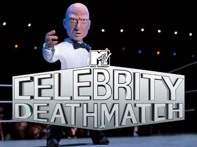 Celebrity Deathmatch (Video Game 2003) - IMDb