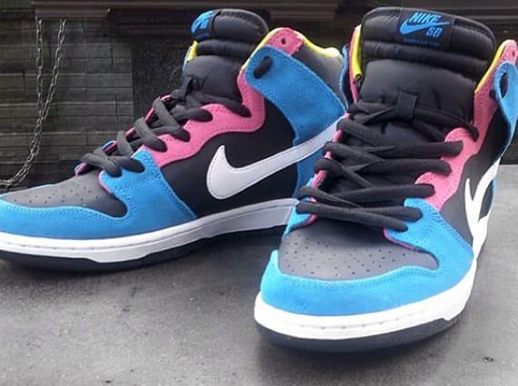 super popular ae136 1d890 Nike SB Dunk High
