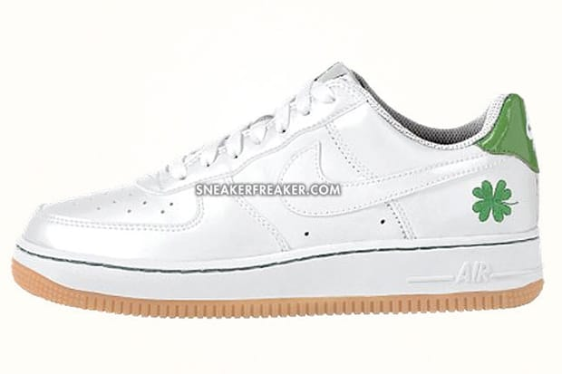 best loved c4463 7b084 Nike WMNS Air Force 1 Low Premium  St. Patty s Day