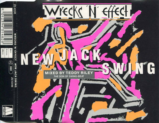 wreckx n effect new jack swing 1989
