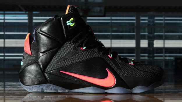 b686c3542ff98 The Nike LeBron 12