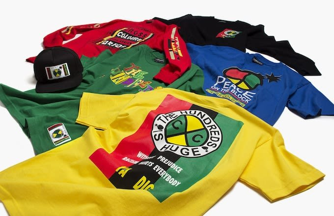 bf069745d3ac5 The Hundreds Collabs With  90s Favorite Cross Colours.