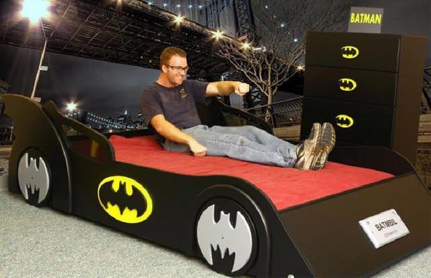 Batmobile 15 Hilarious Car Beds Complex