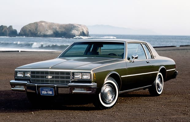 1981 The Complete History Of The Chevrolet Impala Complex