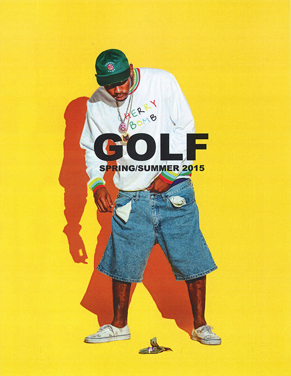 e327f2b726ae Golf Wang Unveils Its Spring Summer 2015 Collection