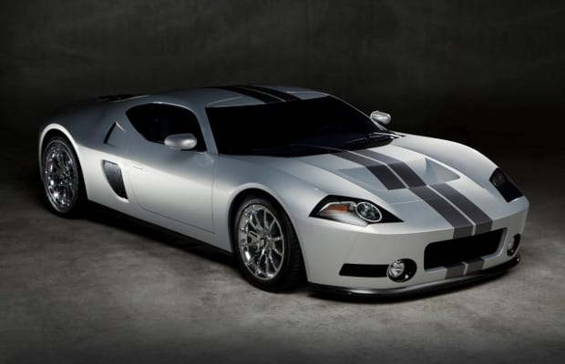 Galpins Take On A Successor To The Ford Gt Isnt Just An Updated Classic Its An Updated Classic With A  L Twin Turbo V That Puts Out  Hp And