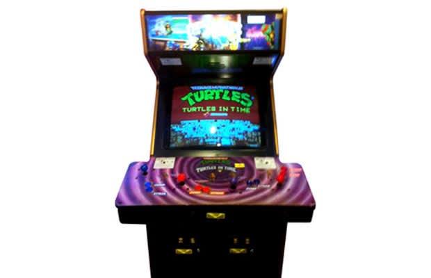 em>Teenage Mutant Ninja Turtles: Turtles in Time</em> - 10 Arcade ...