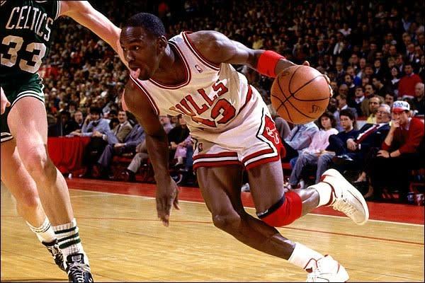What Sports Did Michael Jordan Play As A Kid