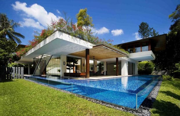 Tangga house