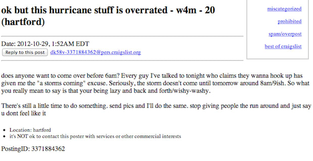 Craigslist hookup photos