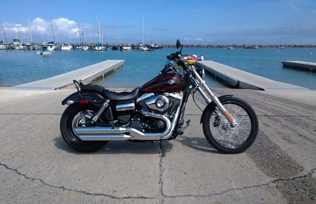 Test Drive: The Harley-Davidson Wide Glide Gives You All of the ...