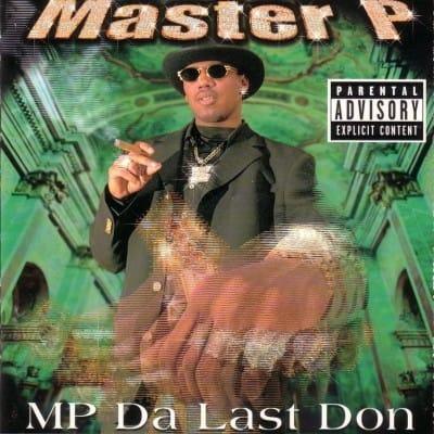 Master P MP Da Last Don (1998) - The 50 Best Selling Rap ...