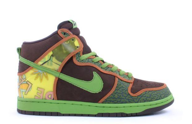 huge selection of a0525 c2105 Nike SB Dunk High