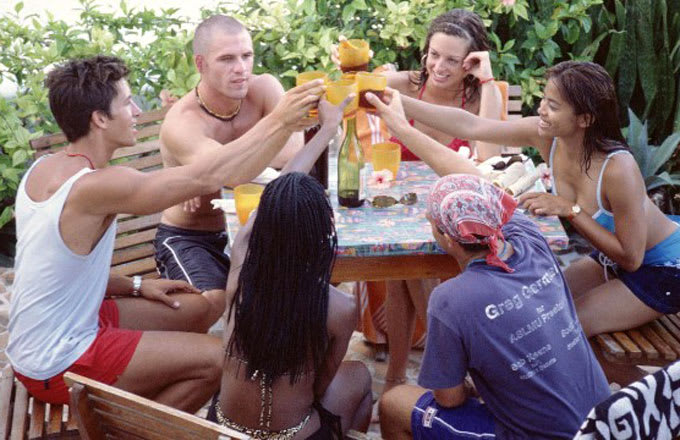 Reality Hookup Show On An Island