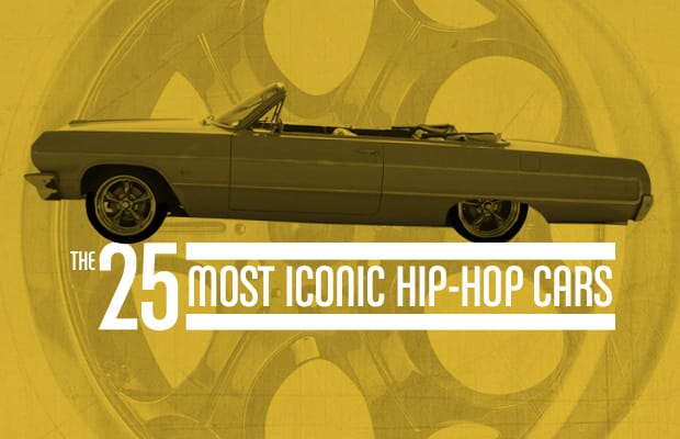 Gallery The 25 Most Iconic Hip Hop Cars Complex