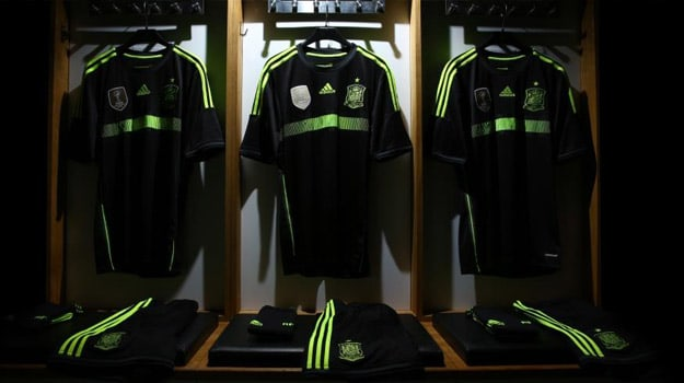 adidas Spain Fed Kit Away copy