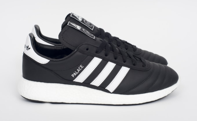 sale retailer b7fd1 75303 Heres a Better Look at the Next Palace x adidas Sneaker Collaboration