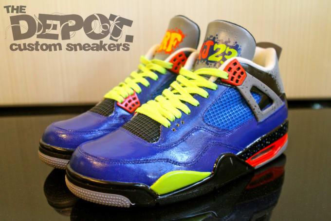 df72a892dd2c66 The 20 Worst Custom Air Jordans Right Now