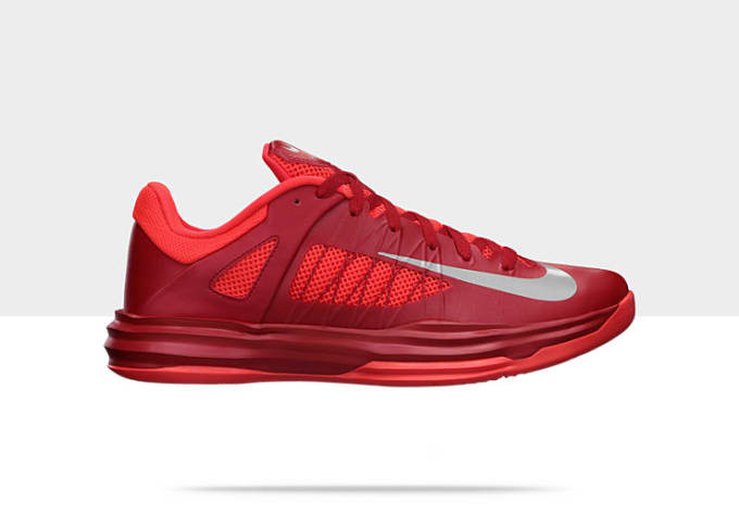The Swoosh utilizes dual shades of red on this new low-top release of the  Hyperdunk 2012. The Hyperfuse hoops kicks of course sit atop an accustomed  ... 2b46ae72ad95