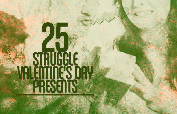 A Visit to an Hourly Motel - 25 Struggle Valentine\'s Day Presents ...