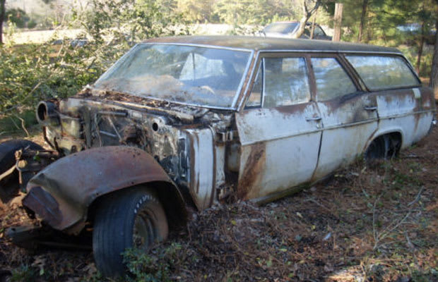 The Worst Cars For Sale On Ebay: Chevrolet - The 25 Worst Cars For Sale On Ebay Now