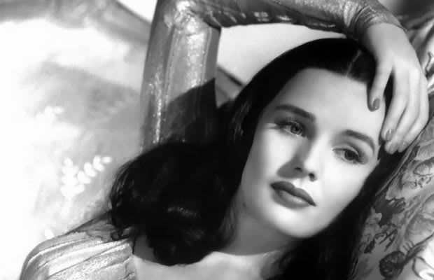 Frances Farmer 20 Classic Hollywood Stars Who Make