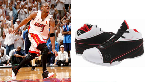 Today in Performance Sneaker History  Dwyane Wade Pushes Heat ... a1169b398