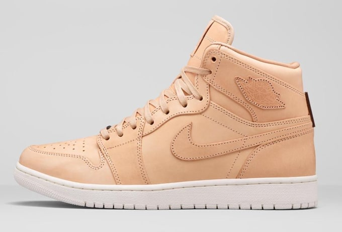 Air Jordan 1 Pinnacle Vachetta TanSail Best