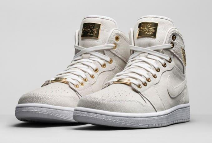 "cc7c4176c41e58 Air Jordan 1 Pinnacle ""White"" - Sneaker Release Guide 2015-6-18 ..."