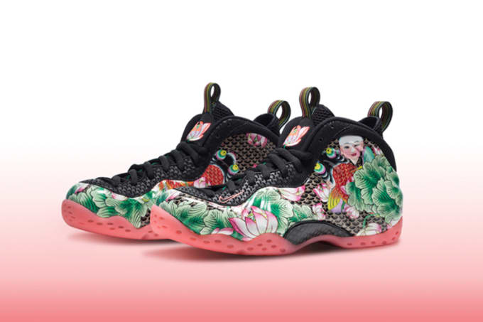 4d5189626816c1 Nike Pays Tribute to Chinese Culture With Its Upcoming Foamposite One