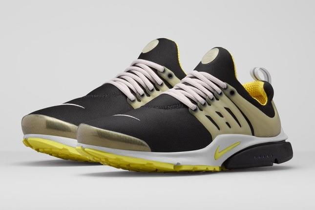 319e9b558816 Image via End. Nike s daring Air Presto silhouette ...