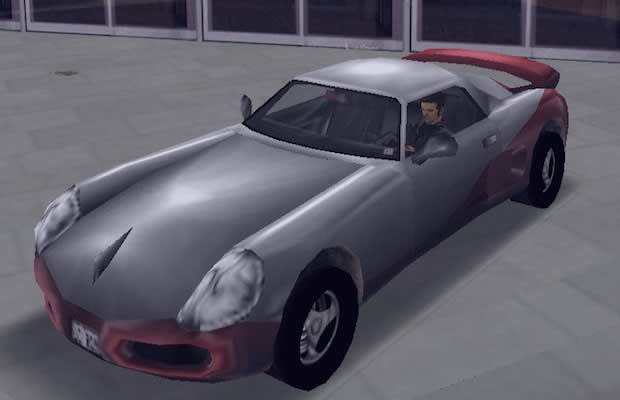 Comet Best Vehicles From The Grand Theft Auto Series Complex - Gta3 cars