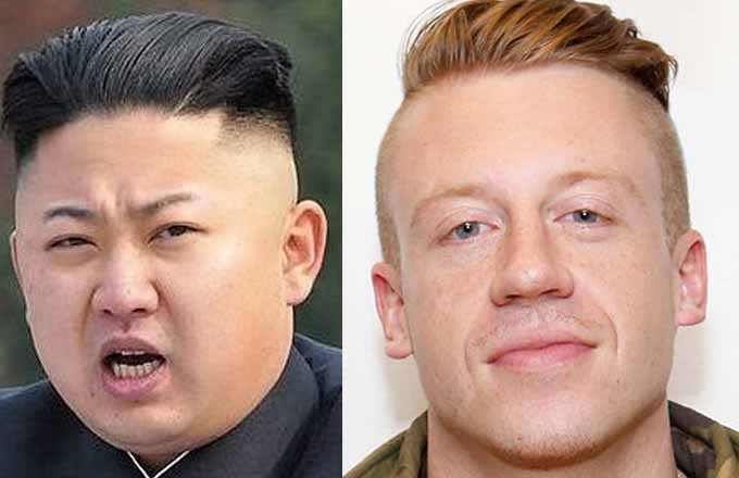 Fantastic The Macklemore Haircut Things You Think Make You Look Cool But Short Hairstyles For Black Women Fulllsitofus