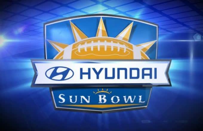 Hyundai sun bowl every 2014 college football bowl game for Sun city motors el paso tx