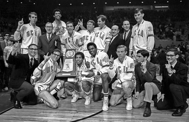 1968 Ucla Bruins The 50 Most Badass College Basketball