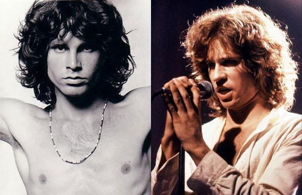 Val Kilmer Jim Morrison Look Alike