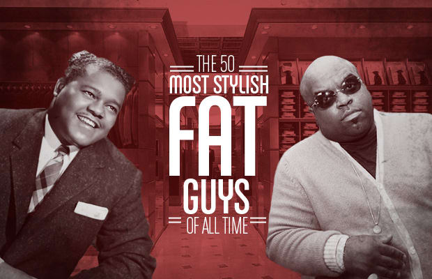 The 50 Most Stylish Fat Guys Of All Time Complex