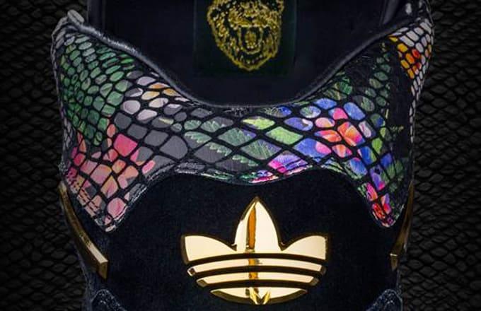the best attitude 2ce2a db427 Big Sean x adidas Originals Metro Attitude