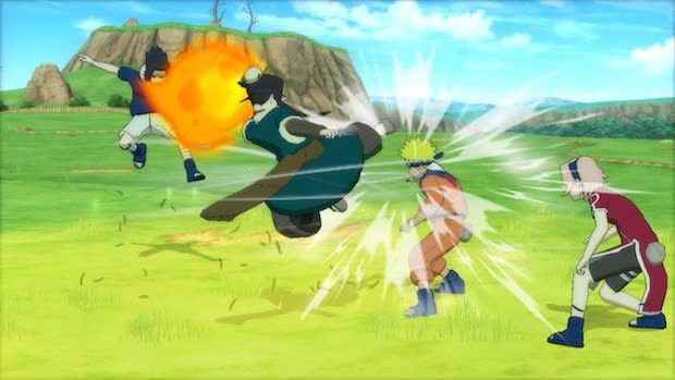 Naruto world ultimate map download / Game hay crack full