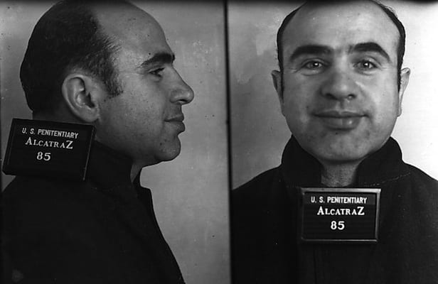 an analysis of the background of alphonse capone Al capone born of an immigrant family in brooklyn, new york in 1899, al capone quit school after the sixth grade and associated with a notorious street gang, becoming accepted as a member.