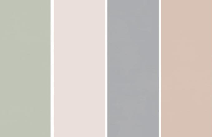 Earthy Colors neutral colors are also known as earth tones. - color theory facts