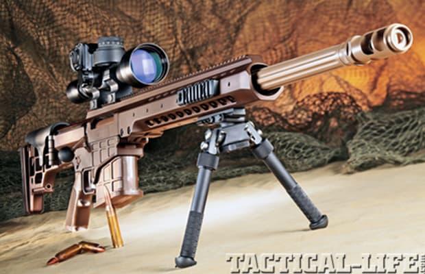 Barrett Mrad 388 Sniper Rifle 10 Crazy High Tech