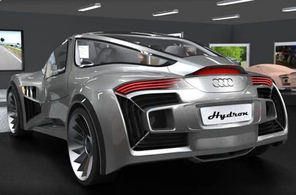 Audi - worldwide car production 2005-2017