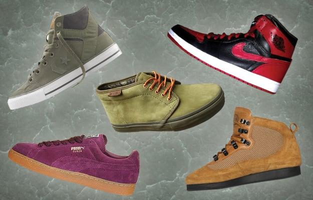 top 10 sneakers of the weekPUMA Suede Holiday LineupJames Bond for David  Beckham x adidas Originals ZX Trail MidSperry Top-Sider for Concepts Fall  Bahama ... da44215dcd